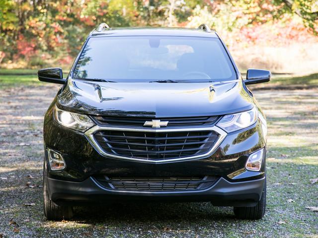 2018 Chevrolet Equinox Diesel AWD – Instrumented Test