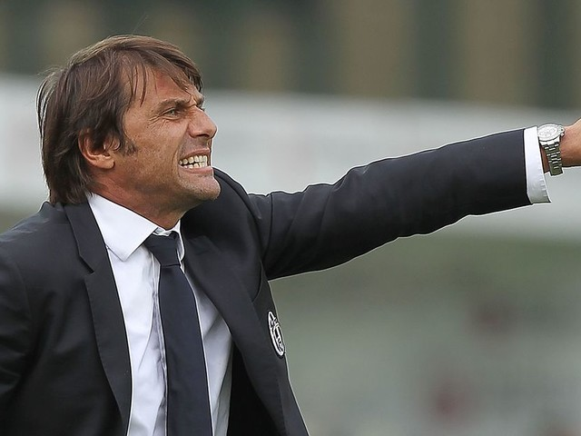 Conte demands perfection against favourites Barcelona