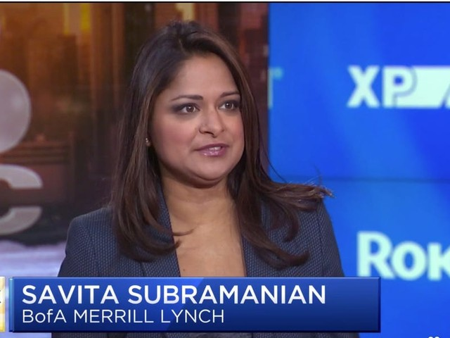 Why this BofA strategist is predicting a strong cyclical and value stocks recovery