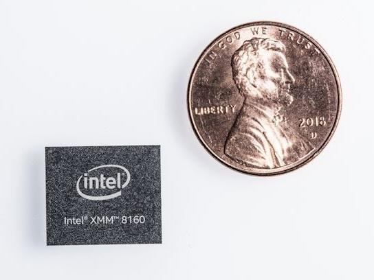 Apple to Buy Bulk of Intel's Smartphone Modem Business For $1 Billion