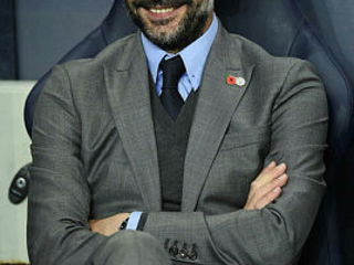 Pernickety Pep tells Man City to keep striving