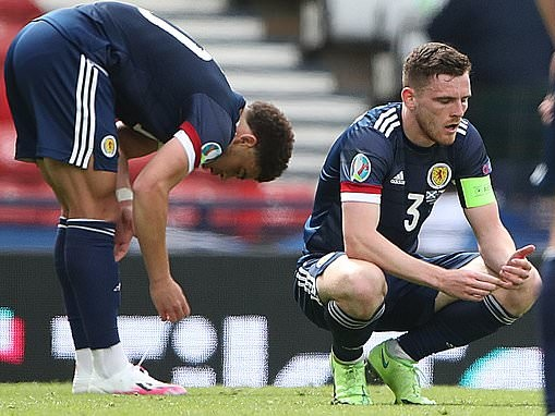 EURO 2020: Darren Fletcher claims Scotland CAN still beat England after disappointing defeat
