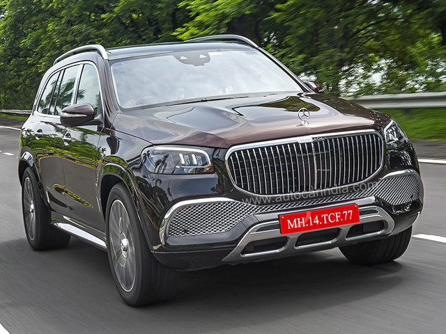 Review: Mercedes-Maybach GLS 600 review, test drive