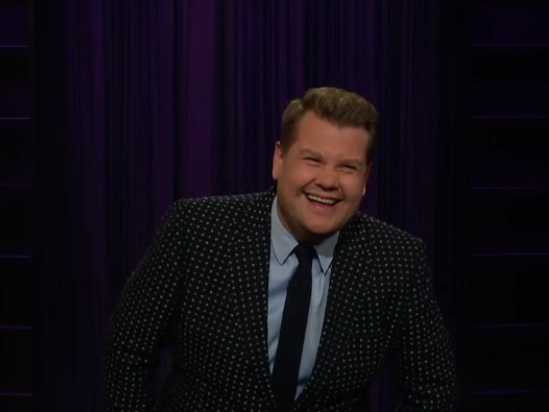James Corden Mocks Trump for Mispronouncing Almost Every Word in India Speech (Video)