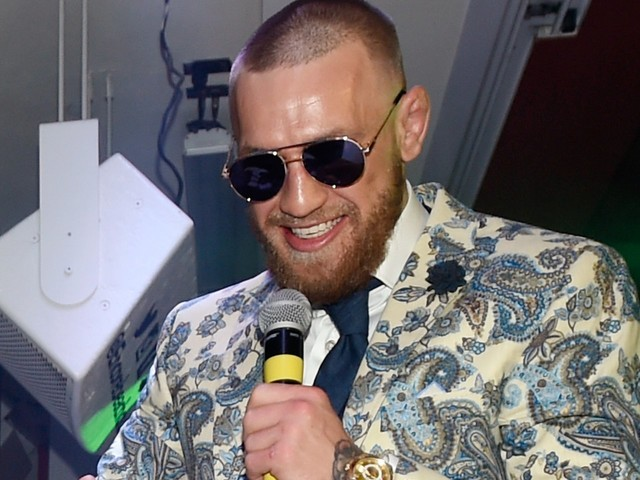 Conor McGregor hosted his mom's 60th birthday party at the $1,000-a-night Versace Mansion in Miami