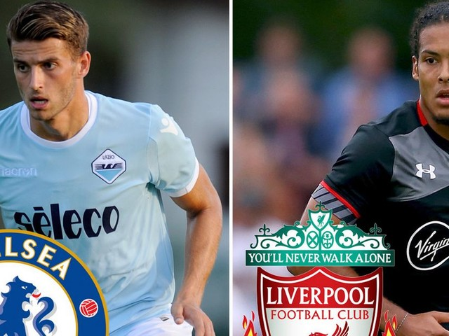 Southampton complete Wesley Hoedt transfer as Liverpool and Chelsea eye fellow centre-back Virgil van Dijk