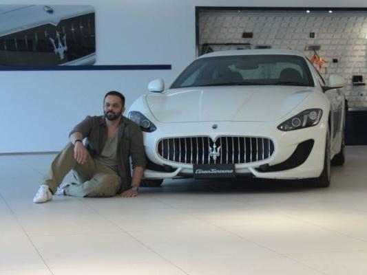 Rohit Shetty Adds A Maserati GranTurismo Sport To His Garage