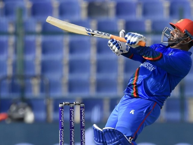 Mohammad Shahzad approached to underperform in Afghan T20 League