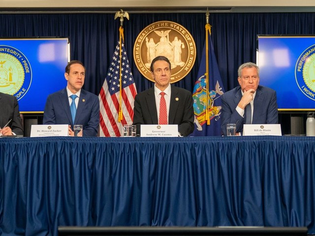 The Hospital Lobbyists Behind Cuomo's Nursing Home Scandal