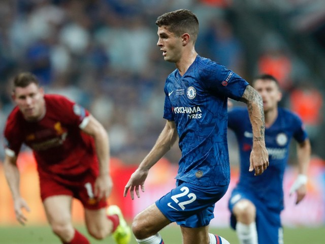 The Hazard-esque American sensation Christian Pulisic has been heralded as a 'big signing' with 'more to come' after UEFA Super Cup performance