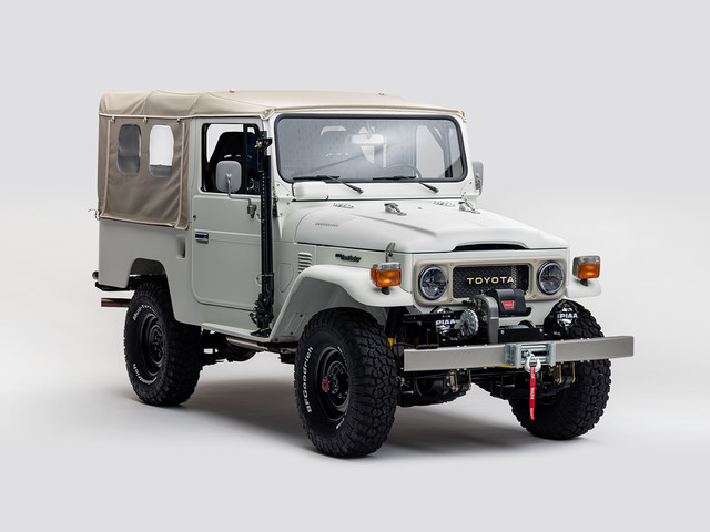The FJ Company Sport is Made for Toyota Land Cruiser Fans