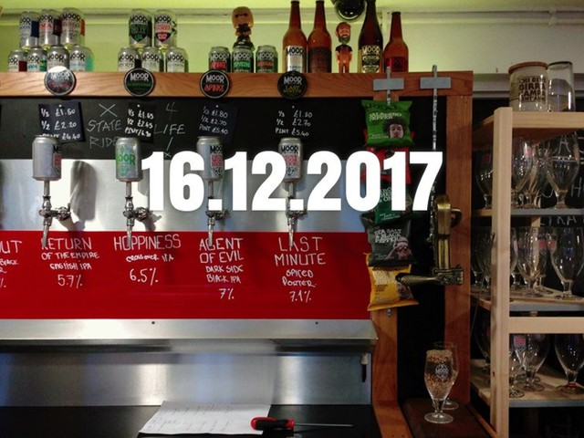News, Nuggets & Longreads 16 December 2017: Portman, Golden Pints, Pretzel Pieces