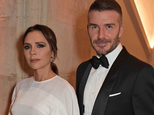 Victoria Beckham Gives Us Quite The Mental Image With Details Of David's Half-Dressed Zoom Calls