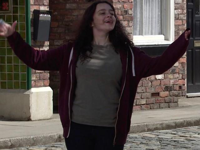 Corrie spoilers for next week - Triple return and Nina hits self-destruct