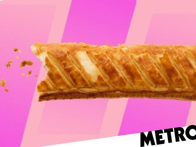 You could be eating vegan sausage rolls at Greggs next year