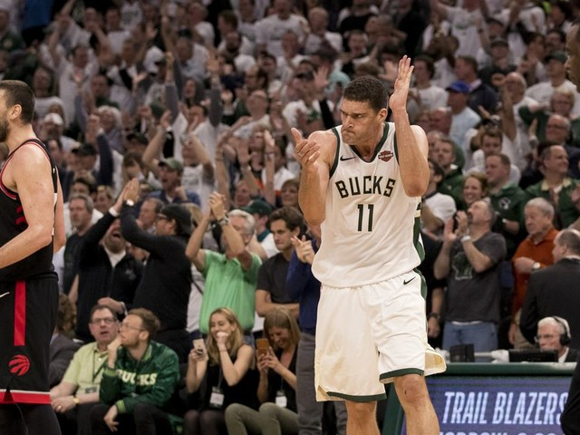So many teams passed on Brook Lopez, and now the Bucks are reaping the rewards