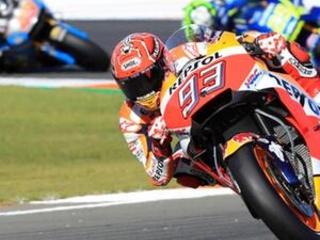 Marc Marquez wins 4th MotoGP title on last race of season