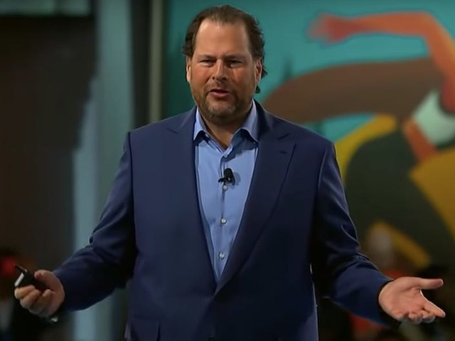 Salesforce just announced a bunch of new tools to help businesses know everything about their customers across sales, service, and marketing