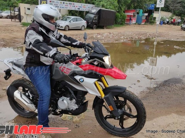 2018 BMW G310GS Review test ride on Indian roads – By a Kawasaki Ninja 650 owner