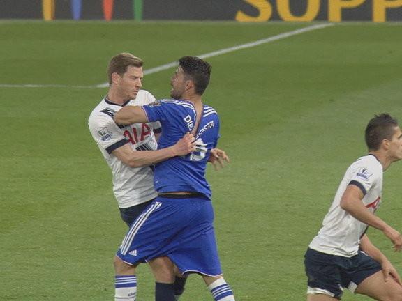 Vertonghen: Tottenham vs Chelsea is the top Premier League game