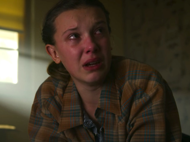 Stranger Things bosses are 'feeling the pressure' over Hopper's fate, says Millie Bobby Brown