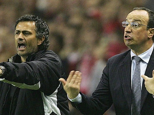Rafa Benitez on why Jose Mourinho rivalry was a 'great thing'