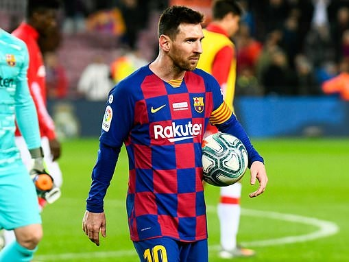 'I am worried about the day Messi retires': Barcelona president admits club fear exit