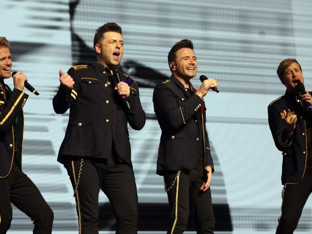 Everything you need to know for Westlife at M&S Bank Arena: start time, set list, support act and more