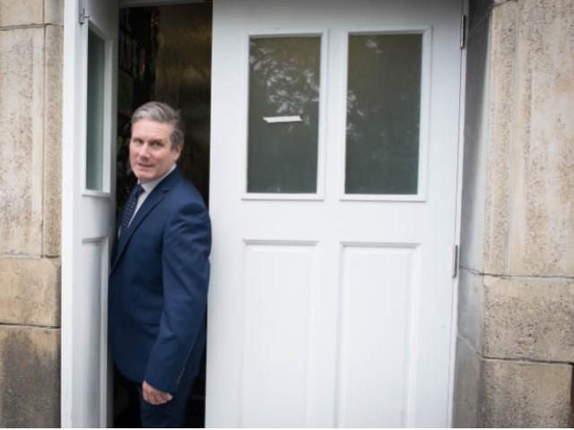 Keir Starmer warns councils facing £10bn funding 'black hole' amid coronavirus pandemic