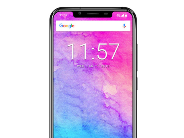 This Android phone looks just like the iPhone X, but costs less than a quarter of the price
