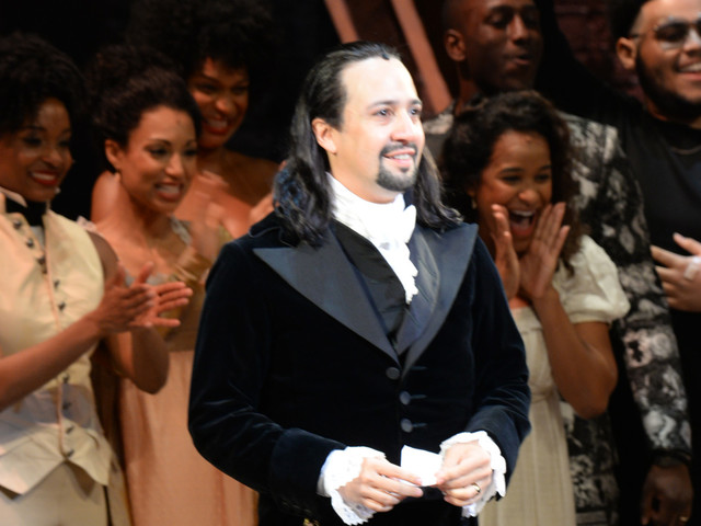 Lin-Manuel Miranda Returns to 'Hamilton,' Opens Production in Puerto Rico!