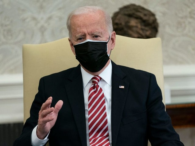 Three-quarters of all voters, including 60% of Republicans, support Biden's $1.9 trillion stimulus plan: poll