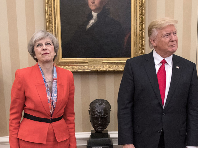 Donald Trump's State Visit To UK Shelved In Queen's Speech 2017