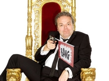 Hal Cruttenden announced 14 new tour dates