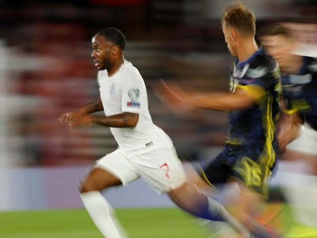 Raheem Sterling irresistible but England's fragile defence gives Gareth Southgate concern