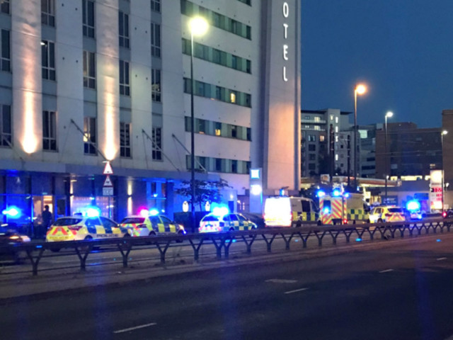 Salford Quays: Toddler Dies After Being Hit By Car Outside Manchester Ibis Hotel