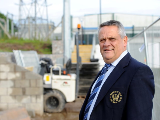 Banks o' Dee chief Brian Winton supports 'tier six' to give Juniors path to Highland League