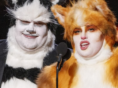 The Visual Effects Society Claps Back at Bad 'Cats' Joke from the Oscars