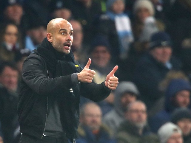 Eight years on, Man City manager Pep Guardiola has assembled another deadly carousel