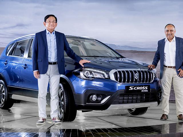 Maruti Suzuki S-Cross petrol launched at Rs 8.39 lakh