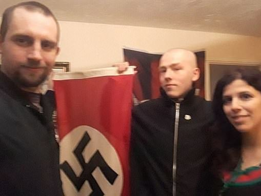 Children as young as 13 are being seduced into Neo-Nazi 'death cults' online, report reveals