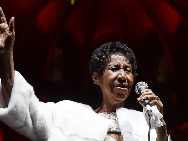 Watch Aretha Franklin Slay Her Final Public Performance