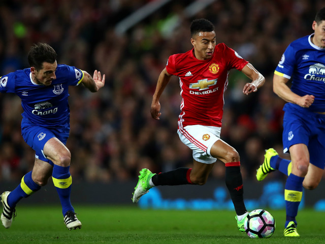 Ibrahimovic salvages a point as Man Utd thwart Everton