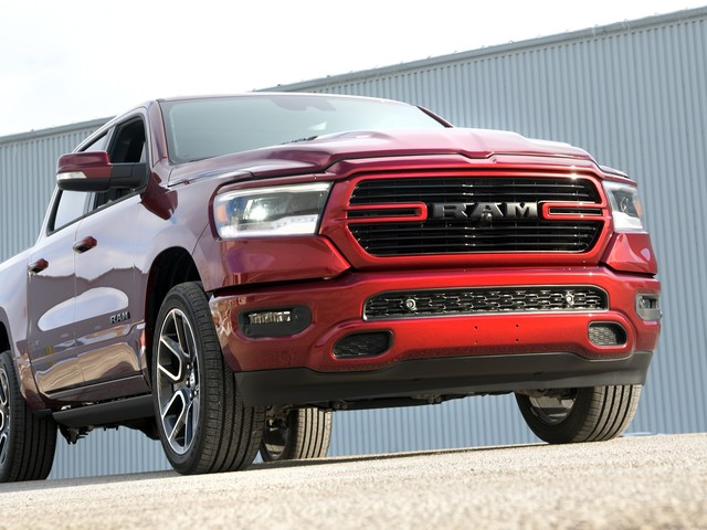 This 2019 Ram 1500 Sport is for Canada Only