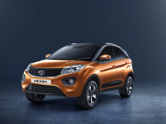 Tata Nexon Gets Updated With New Features