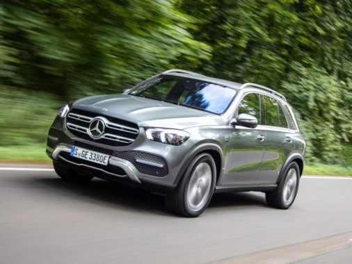 New-Generation Mercedes-Benz GLE Expected To Launch In India By January 2020
