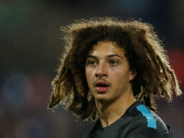 Ethan Ampadu enters Chelsea record books after Premier League bow