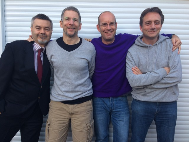 Four retired scout leaders to walk length of the Essex Way in aid of new cancer centre campaign