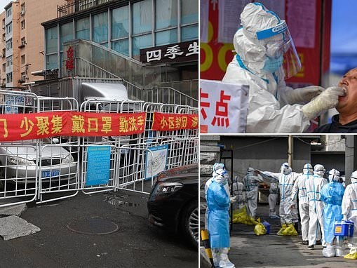 China tightens lockdown measures on north-eastern cities after discovering new coronavirus clusters