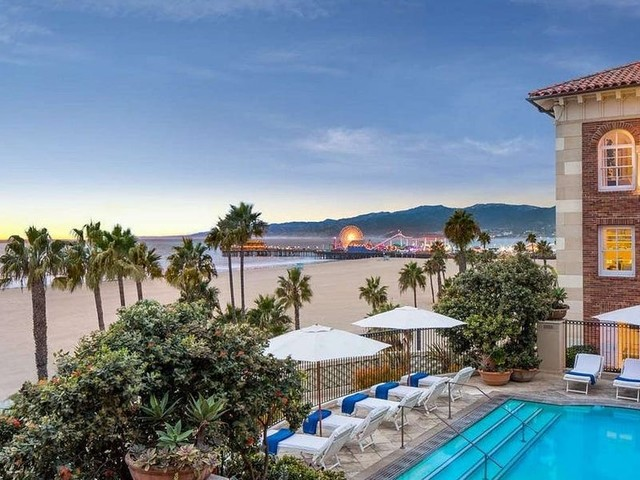 10 gorgeous beach hotels in Los Angeles from Malibu to Santa Monica and the South Bay